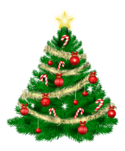 1509724505cartoon Christmas Tree Png Transparent Image The