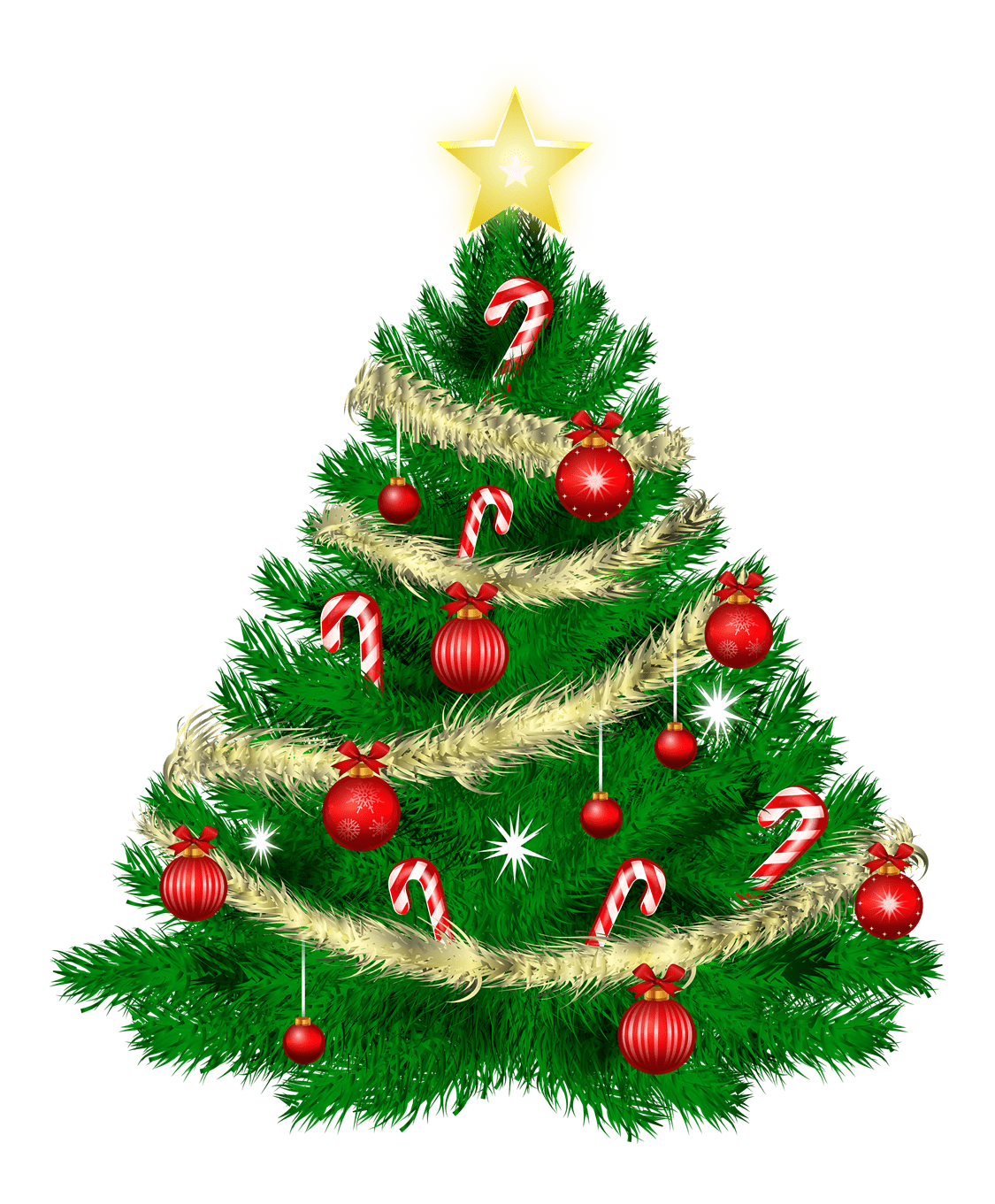Christmas Tree Png Images.1509724505cartoon Christmas Tree Png Transparent Image The